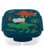 Children's Dinosaurs Snack Box with Ice Pack