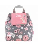 Personalised Toddler Backpack - Bunny