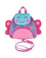 Girls Butterfly Toddler Backpack