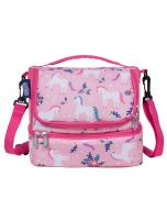 Unicorn Dual Compartment Lunch Bag