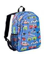 Kids School Backpacks - Cars