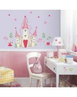 Princess Castle Wall Murals