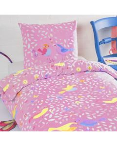 Children's 100% Cotton Duvet Cover Set