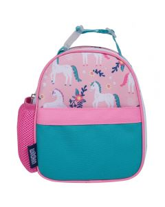 Children's Clip On Lunch Bag - Magical Unicorns