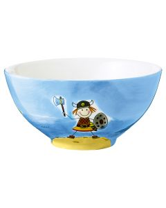 Children's Hand-painted Ceramic Bowls - Ole the Viking