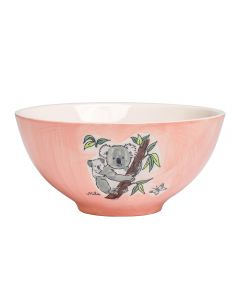 Hand-painted Ceramic Bowls - Koala