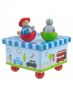Baby Music Boxes - Paddington Bear