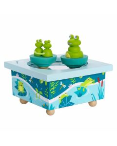 Frog Baby Music Boxes