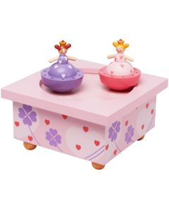 Baby Music Boxes - Pink & Purple Princesses