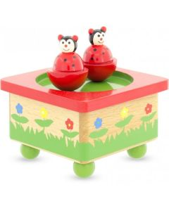Baby Music Boxes - Ladybird