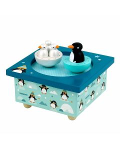 Baby Music Boxes - Penguins