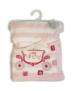 Personalised Baby Blankets - Little Princess