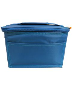 Insulated Blue Cooler Bag