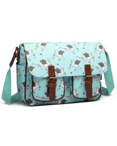Blue Unicorn Kids Satchels