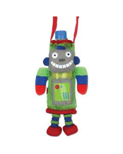 Boy's Robot Bottle Buddy