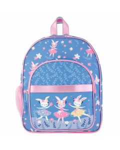 Children's Backpack - Ballet Bunny Personalisable