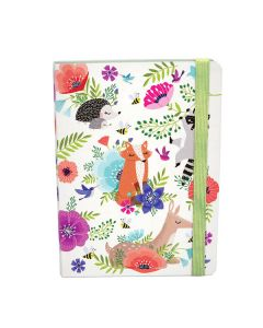 Children's A5 Notebook - Woodland Bower