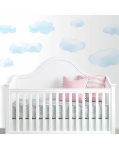 Nursery Wall Stickers - Clouds