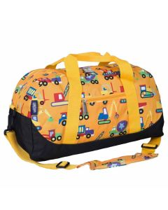 Construction Duffle Bags for kids