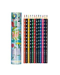 Jungle Set of 12 pencil