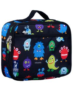 Children's Lunchbox - Friendly Monsters