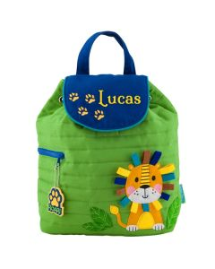 Personalised Toddler Backpack - Lion