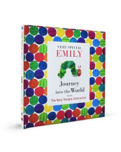 Children's Personalised Hungry Caterpillar Book