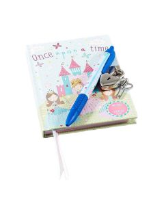 Girl's Princess Diary with Scented Pen