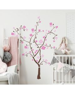 Spring Blossom Wall Sticker for Children