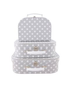Set of 3 Suitcases for Children