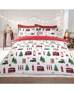 Christmas Duvet Cover kids