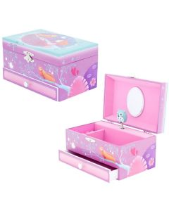 Midnight Owl Girls Jewellery Boxes