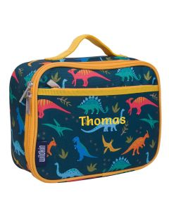 Dinosaur Personalised Kids Lunch Box
