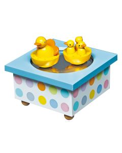 Baby music boxes - Ducks