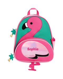 Flamingo Skip Hop Backpack personalised