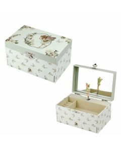 Flower Fairy Musical Jewellery Boxes