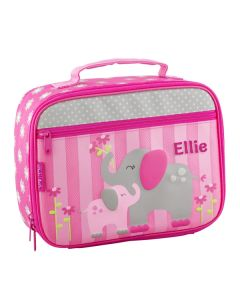 Personalised Elephant Lunch Box