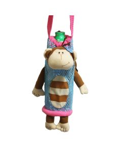 Girl Bottle Buddy - Girl Monkey