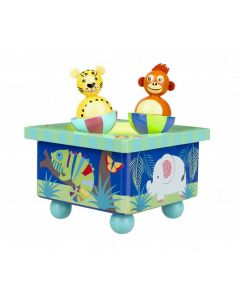 Baby Music Boxes - Jungle Animals