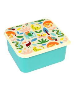 Colourful Safari Lunch Boxes