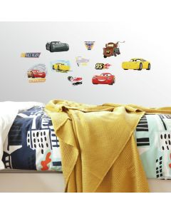 Children's Disney Cars 3 Wall Stickers