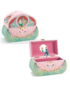 Carriage Princess Jewellery Boxes