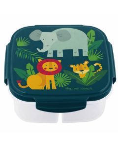 Zoo theme children snack box