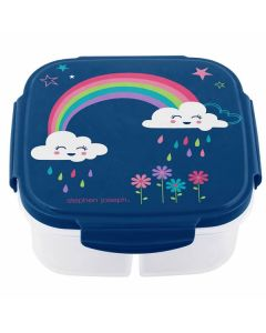 Rainbow kids Snack Boxes