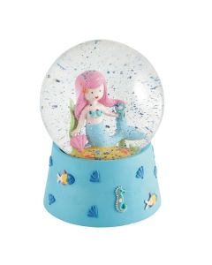 Mermaid Children's Musical Snow Globes