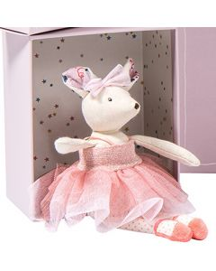 Mouse ballerina from Moulin Roty