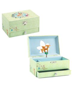 Musical Jewellery boxes - Fawn