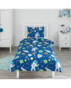 Outer Space Duvet Cover Sets for Kids