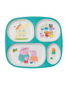 Peppa Pig Compartment Tray