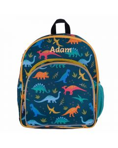 Jurassic Dinosaur Toddler Backpack - Personalisable